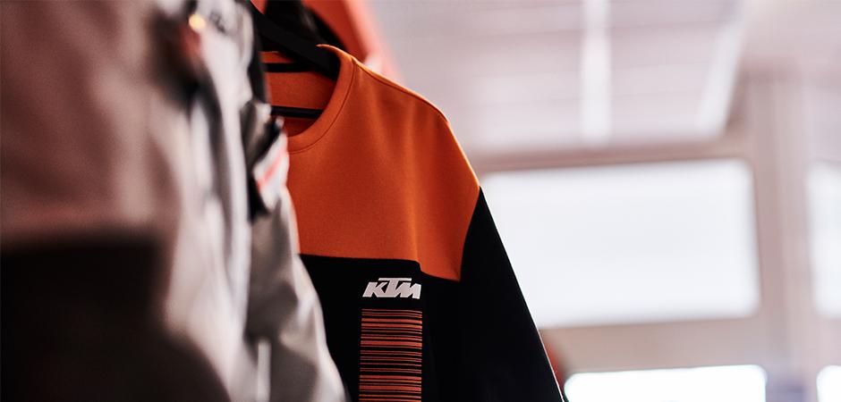 Dein Partner für KTM Powerparts & Powerwear
